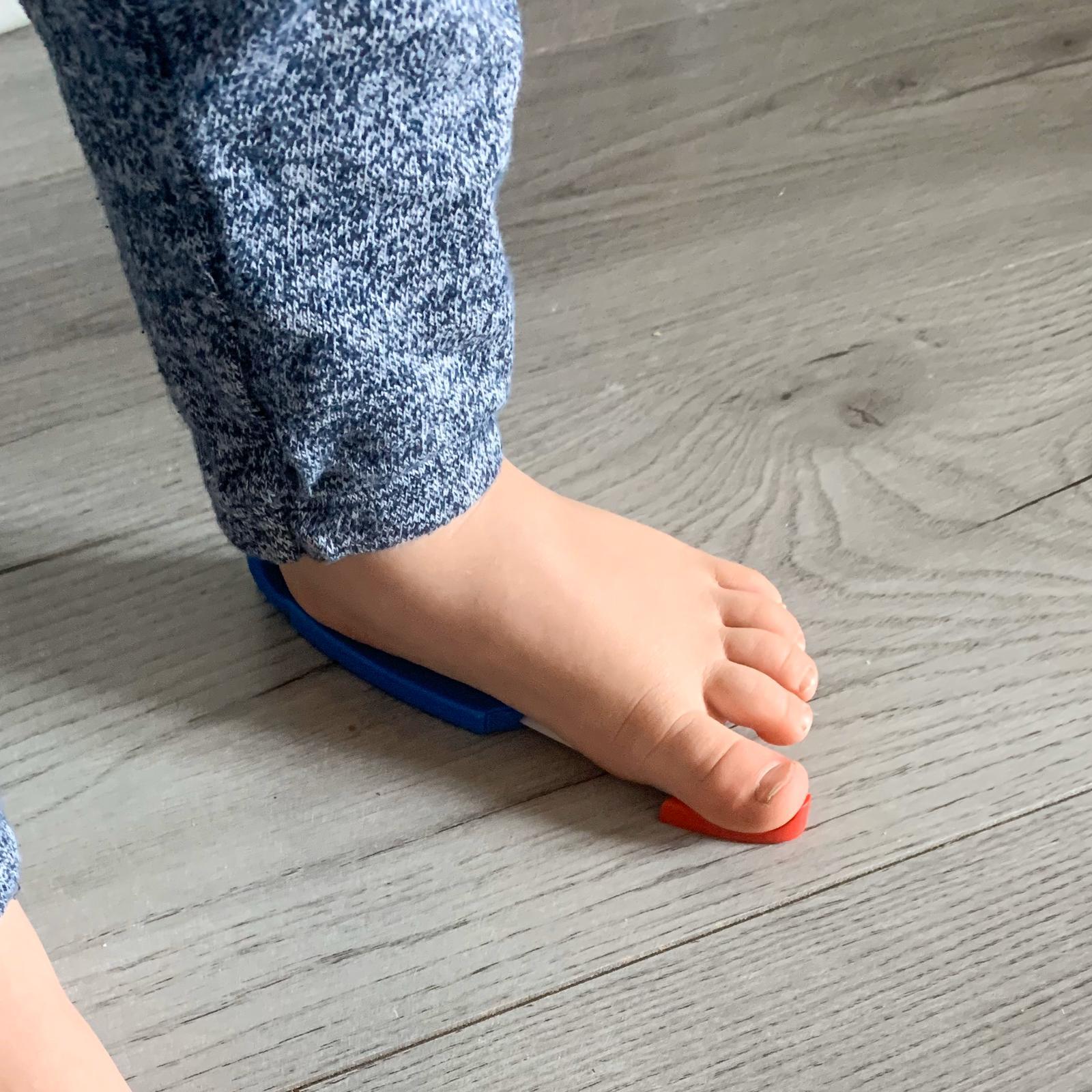 Fuß messen