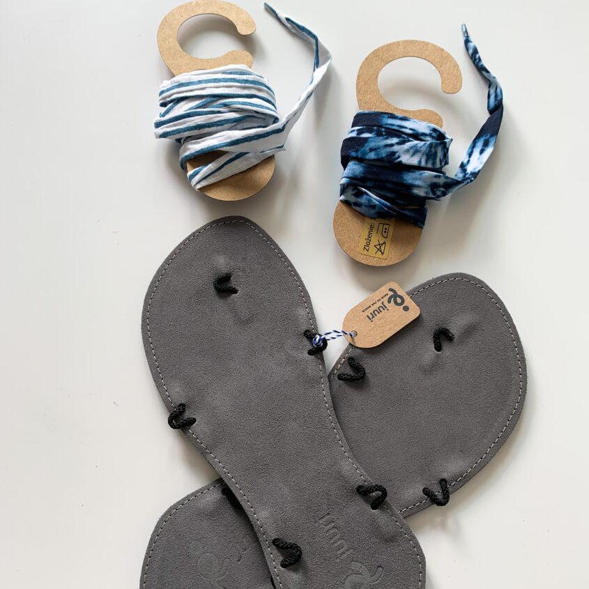 Juuri – Sandalen mit individueller Schnürung